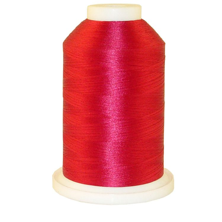 Cherry Stone # 1015 Iris Trilobal Polyester Machine Embroidery & Quilting Thread - 5500 Yds