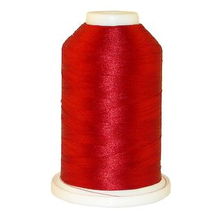 Candy Apple # 1020 Iris Polyester Embroidery Thread - 1100 Yds