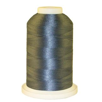 Rock Blue # 1041 Iris Polyester Embroidery Thread - 1100 Yds