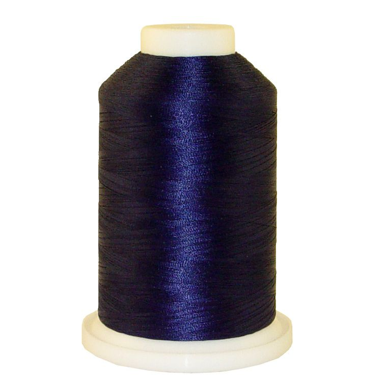 Blue Nautica # 1045 Iris Trilobal Polyester Machine Embroidery & Quilting Thread - 5500 Yds