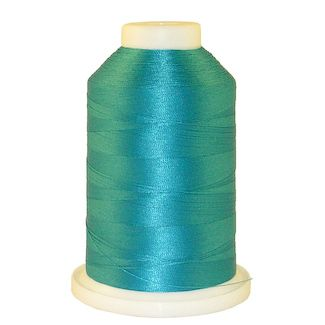 Smurf # 1050 Iris Polyester Embroidery Thread - 1100 Yds