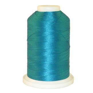 Twister Blue # 1051 Iris Polyester Embroidery Thread - 1100 Yds