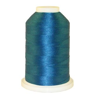Peacock # 1055 Iris Polyester Embroidery Thread - 1100 Yds