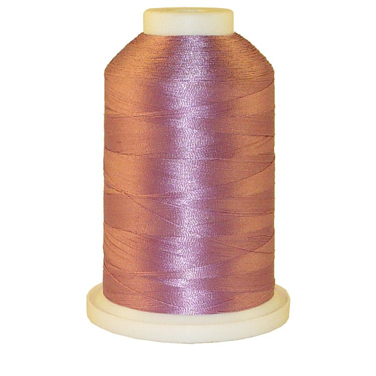 Lilac # 1056 Iris Trilobal Polyester Machine Embroidery & Quilting Thread - 5500 Yds_LARGE