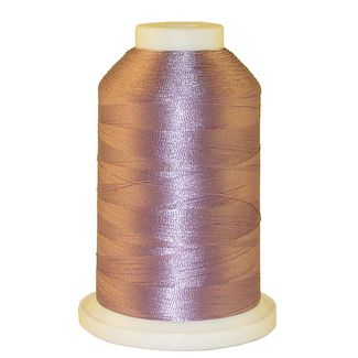 Lavendar # 1057 Iris Polyester Embroidery Thread - 1100 Yds