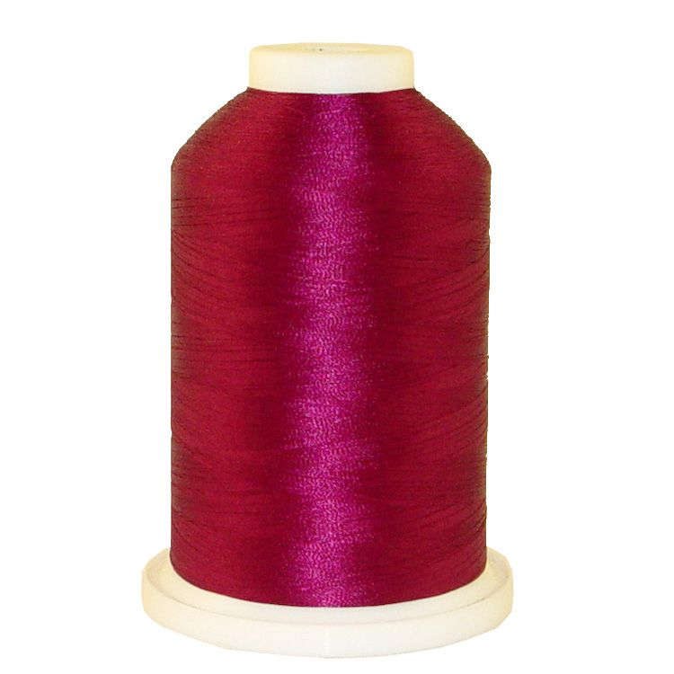 Passion Berry # 1062 Iris Trilobal Polyester Machine Embroidery & Quilting Thread - 5500 Yds