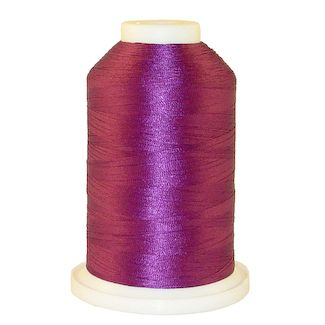 Plum # 1064 Iris Polyester Embroidery Thread - 1100 Yds