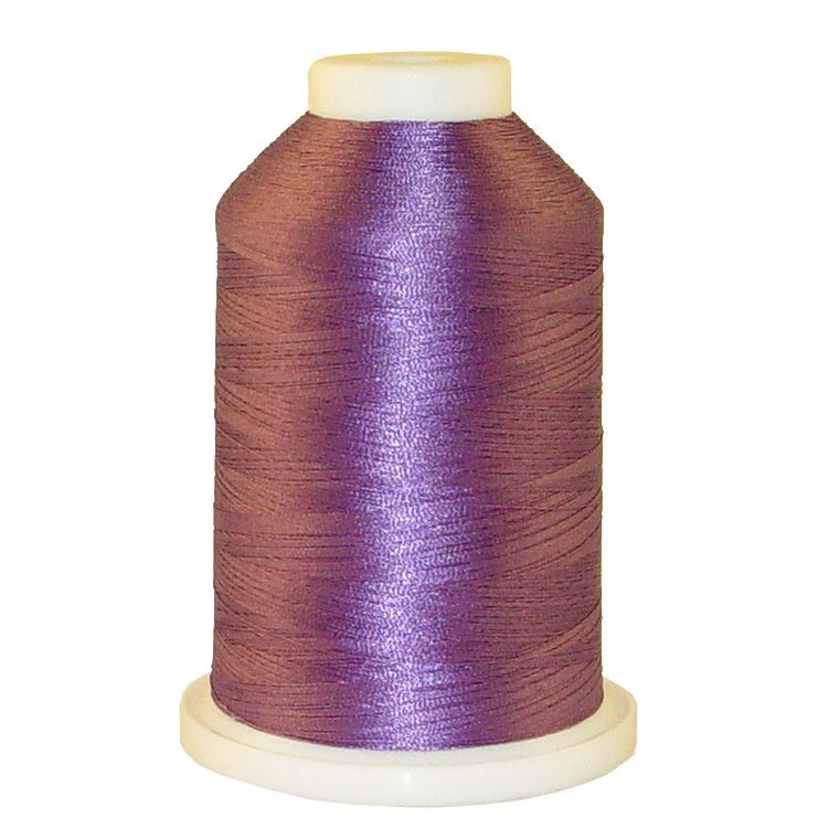 Mild Purple # 1065 Iris Trilobal Polyester Machine Embroidery & Quilting Thread - 5500 Yds THUMBNAIL