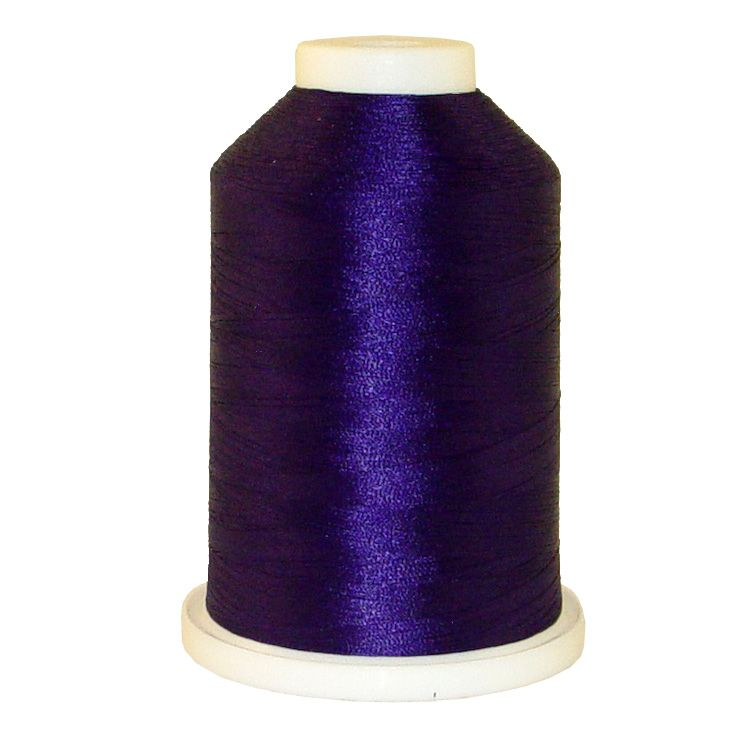 Purple Maze # 1070 Iris Trilobal Polyester Machine Embroidery & Quilting Thread - 5500 Yds