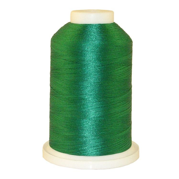Peppermint # 1082 Iris Trilobal Polyester Machine Embroidery & Quilting Thread - 5500 Yds