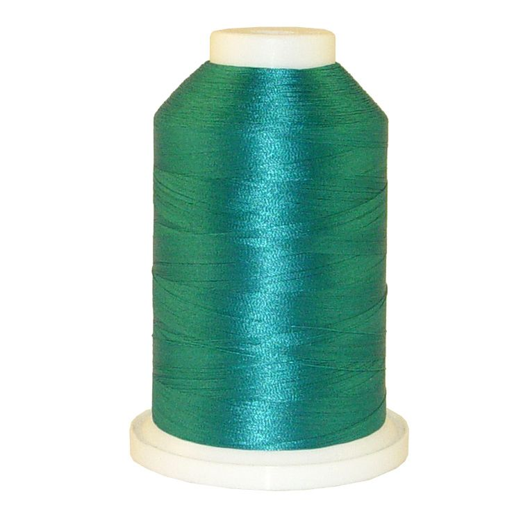 Another Aqua # 1084 Iris Trilobal Polyester Machine Embroidery & Quilting Thread - 5500 Yds