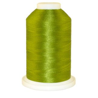 Winter Green # 1086 Iris Polyester Embroidery Thread - 1100 Yds