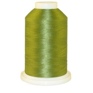 Palmetto Green # 1087 Iris Polyester Embroidery Thread - 1100 Yds