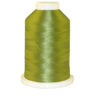 Meadow Green # 1089 Iris Polyester Embroidery Thread - 1100 Yds