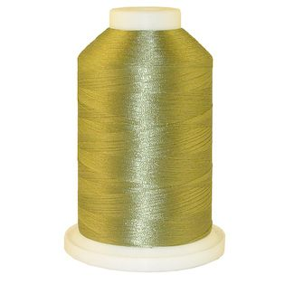 Pewter Green # 1091 Iris Polyester Embroidery Thread - 1100 Yds