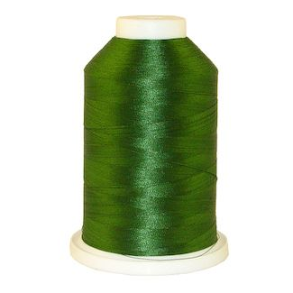 Forest Green # 1092 Iris Polyester Embroidery Thread - 1100 Yds