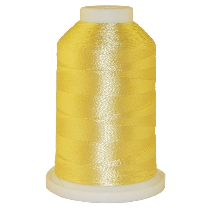 Maize # 1094 Iris Trilobal Polyester Machine Embroidery & Quilting Thread - 5500 Yds