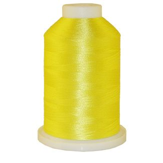 Lemon Crush # 1098 Iris Polyester Embroidery Thread - 1100 Yds