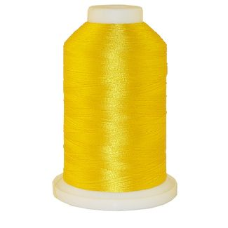 Goldenrod # 1107 Iris Polyester Embroidery Thread - 1100 Yds
