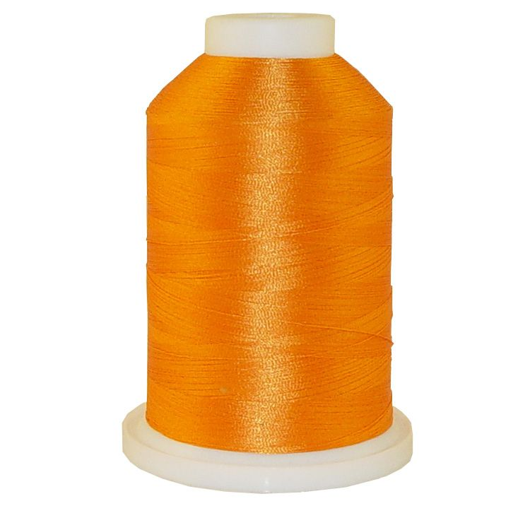 Orange Peel # 1112 Iris Trilobal Polyester Machine Embroidery & Quilting Thread - 5500 Yds