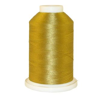 Autumn Gold # 1134 Iris Polyester Embroidery Thread - 1100 Yds