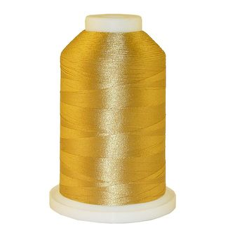 Exotic Gold # 1139 Iris Polyester Embroidery Thread - 1100 Yds