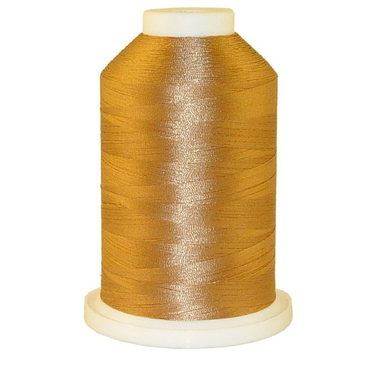 Shredded Wheat # 1141 Iris Trilobal Polyester Machine Embroidery & Quilting Thread - 5500 Yds