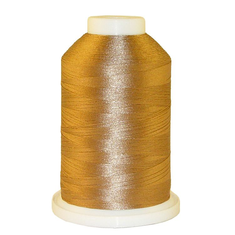 Pantaloon Taupe # 1142 Iris Trilobal Polyester Machine Embroidery & Quilting Thread - 5500 Yds