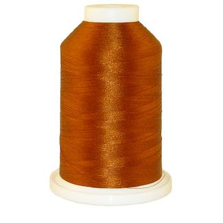 Hazelnut # 1144 Iris Polyester Embroidery Thread - 1100 Yds
