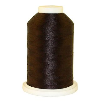 Expresso Dark # 1150 Iris Polyester Embroidery Thread - 1100 Yds