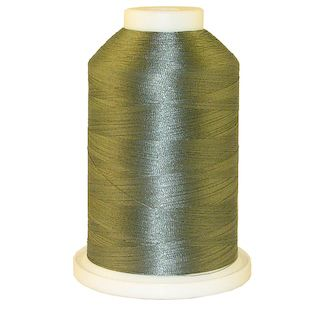 Confederate Gray # 1154 Iris Polyester Embroidery Thread - 1100 Yds