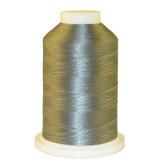 Grey Sky # 1156 Iris Polyester Embroidery Thread - 1100 Yds