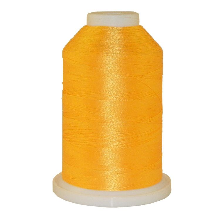 Hot Nectar # 1162 Iris Trilobal Polyester Machine Embroidery & Quilting Thread - 5500 Yds