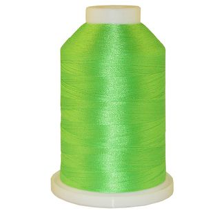 Neon Green # 1167 Iris Polyester Embroidery Thread - 1100 Yds