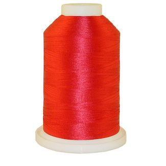 Neon Berry # 1169 Iris Polyester Embroidery Thread - 1100 Yds