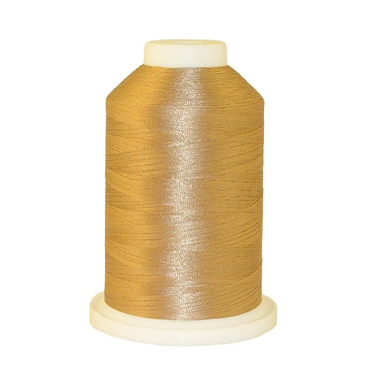 Taupe # 1172 Iris Trilobal Polyester Machine Embroidery & Quilting Thread - 5500 Yds_THUMBNAIL