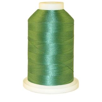 Blue Moss # 1180 Iris Polyester Embroidery Thread - 1100 Yds