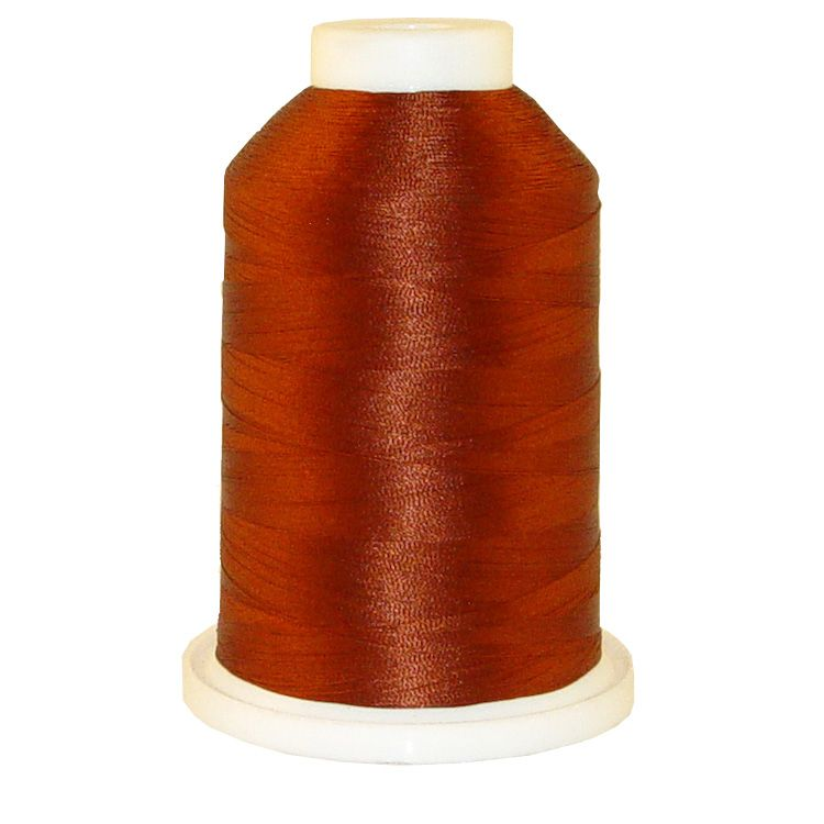 Amaretto # 1188 Iris Trilobal Polyester Machine Embroidery & Quilting Thread - 5500 Yds