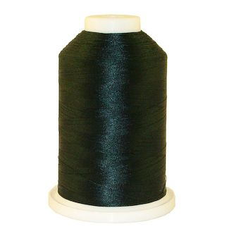 Dark Lagoon # 1198 Iris Polyester Embroidery Thread - 1100 Yds