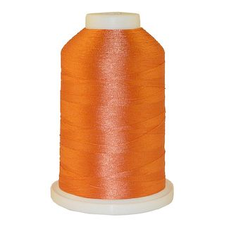 Melon # 1202 Iris Polyester Embroidery Thread - 1100 Yds
