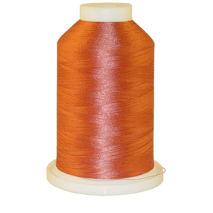 Mauve Pink # 1205 Iris Trilobal Polyester Machine Embroidery & Quilting Thread - 5500 Yds