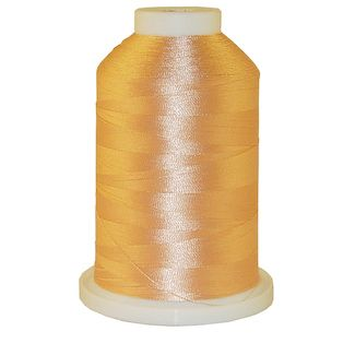 Flesh # 1206 Iris Polyester Embroidery Thread - 1100 Yds