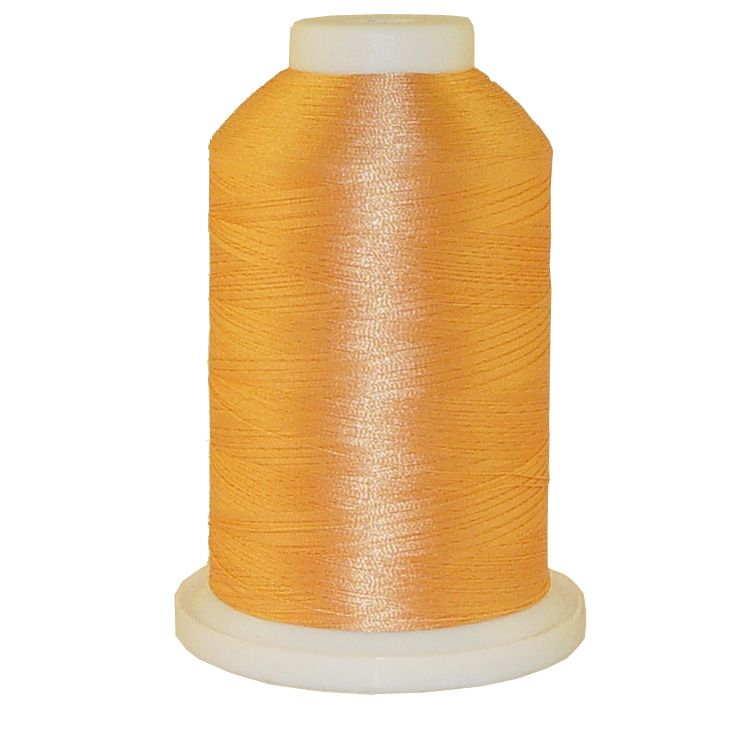 Mello Melon # 1209 Iris Trilobal Polyester Machine Embroidery & Quilting Thread - 5500 Yds