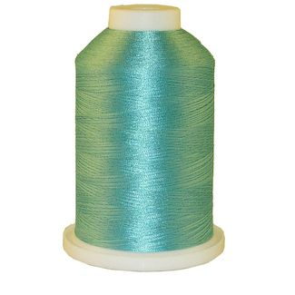 Powder Blue # 1211 Iris Polyester Embroidery Thread - 1100 Yds