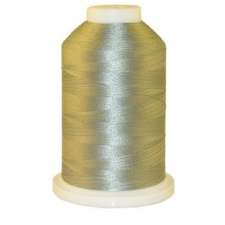 Grey Metal # 1222 Iris Polyester Embroidery Thread - 1100 Yds