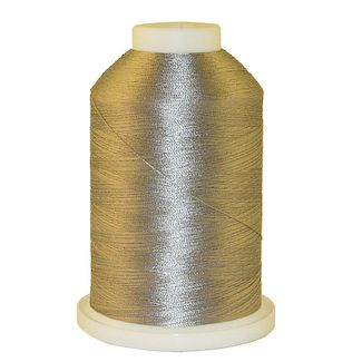 Grey Green # 1223 Iris Polyester Embroidery Thread - 1100 Yds