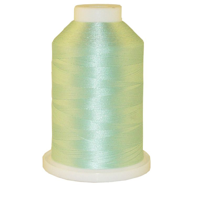 Light Blue # 1226 Iris Trilobal Polyester Machine Embroidery & Quilting Thread - 5500 Yds_THUMBNAIL