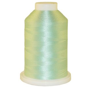 Light Blue # 1226 Iris Polyester Embroidery Thread - 1100 Yds