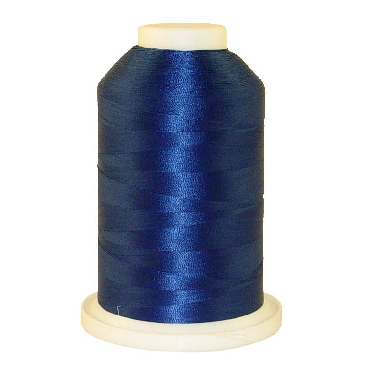 Casino Royale # 1241 Iris Trilobal Polyester Machine Embroidery & Quilting Thread - 5500 Yds