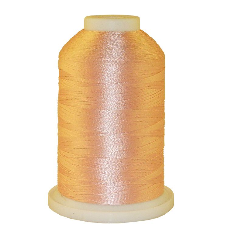 Light Pink # 1244 Iris Trilobal Polyester Machine Embroidery & Quilting Thread - 5500 Yds